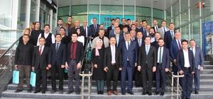 Konya'da kamudaki basın çalışanları bir araya geldi