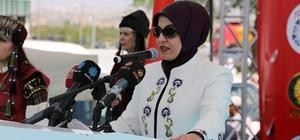Türk Dünyası, Meram'da buluştu
