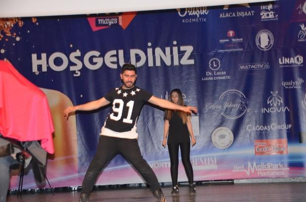 Berber ve kuaförlerden saç şovu 2. Güzellik ve Estetik Festivali Malatya'da başladı