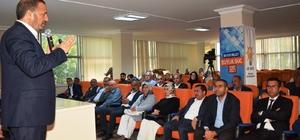 Başkan Toltar, Belediyenin 4 yılını anlattı