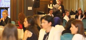 Başkan Karaosmanoğlu kadın spor eğitmenleriyle bir araya geldi