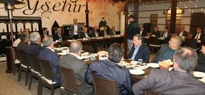 """Özaltun: """"Beyşehir'de başarıyı tek vücut olarak sağladık"""""""