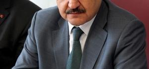 """Rektör Güven'den Kayseri Üniversitesi açıklaması ERÜ Rektörü Prof. Dr. Muhammet Güven: """"Bizden fakülteye dönüşmüş olan yüksekokul ve 8 tane de meslek yüksekokulu oraya devredilmiş oldu"""" """"Develi'de İslami Bilimler Fakültesi ile Sosyal ve Beşeri Bilimler Fakültesi kurulacak"""""""