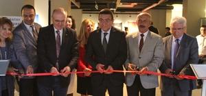 MEDAŞ sanat galerisinde resim sergisi açıldı
