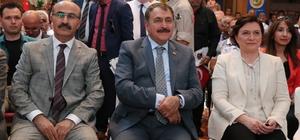 """Türkiye'nin ilk biyolojik çeşitlilik müzesi Adana'ya Orman ve Su İşleri Bakanı Prof. Dr. Veysel Eroğlu: """"Dünyanın en muhteşem tabiat güzellikleri Adana'da ama insanlar bilmiyor"""" """"Biyolojik çeşitlilik müzesini ilk defa Adana'ya yapacağız"""" Bakan Eroğlu, 24 Haziran seçimlerinin milletin istiklali, devletin bekası meselesi olduğunu belirtti"""