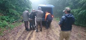 Kocaeli'de kaybolan 3 kişi AFAD ekiplerince kurtarıldı