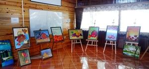 Yeşilkent Semt Konağı'nda resim sergisi açıldı