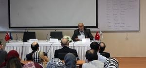 İslam ekonomisi çalışmaları KTO Karatay'da ele alındı