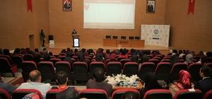 SBMYO, öğrencilere Bayburt Üniversitesi'ni anlattı