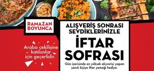 """Park Afyon'dan Ramazan boyunca """"İftar Yemeği"""" kampanyası"""