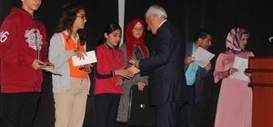İncesu'da münazara yarışması düzenlendi