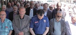 Kulu'da katledilen Filistinliler için gıyabi cenaze namazı kılındı