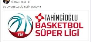 Basketbol Federasyonu Kerim Aksu'yu disipline sevk etti