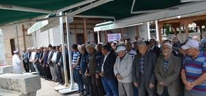 Şuhut'ta Filistinli Şehitleri için gıyabi cenaze namazı kılındı
