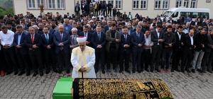 AK Parti Elazığ Gençlik Kolları Başkan Yardımcısı Bingöl'ün vefatı