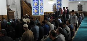 Şırnak'ta ilk teravih namazı kılındı