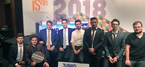 """TÜSİAD, KBÜ'lü öğrencilerde """"İş var' dedi"""