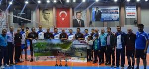 'Koşabiliyorken Koş' kurumlar arası voleybol turnuvası sona erdi