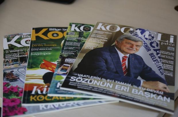 Bilge Şehir Kocaeli Dergisi'nin 5. sayısı çıktı