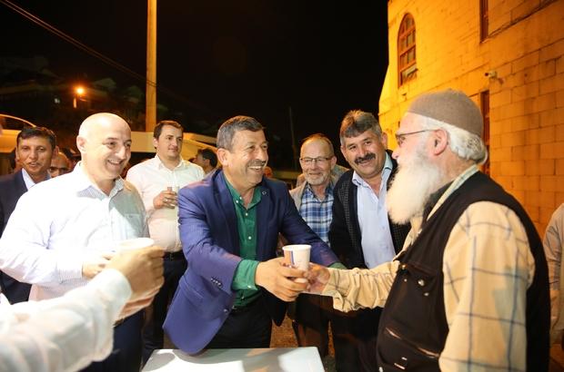 Darıca'da Ramazan ayı etkinlikler ile başladı