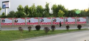 (Özel) Kastamonu'da reklam panoları görenleri şaşırttı Romantik sevgili, billboardlara verdiği ilanla evlilik teklifinde bulundu