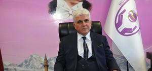 NESOB'da devir teslim töreni Alim Yeşil, koltuğu devraldı