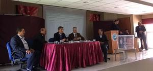 Tatvan'da KHGB seçimi