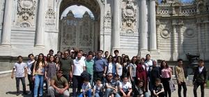 Yozgat Çözüm Koleji öğrencileri İstanbul'u gezdi