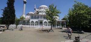 Gazi Süleyman Paşa Camii rekreasyon çalışmaları devam ediyor