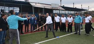 """Şırnak'ta """"Guhşegi"""" turnuvası"""