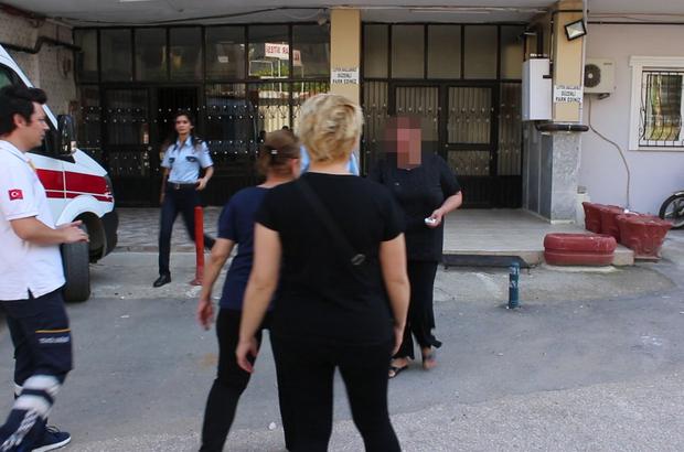 Adana'da kadına şiddet iddiası