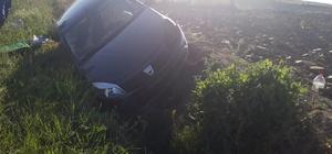 Edirne'de trafik kazası: 1 ölü 2 yaralı