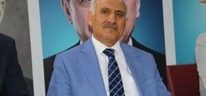 AK Partili Şabu'dan Ramazan mesajı