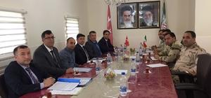 Türkiye ile İran arasında sınır güvenliği toplantısı