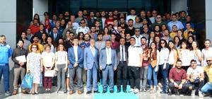 ÇOMÜ 26. Spor Şenliklerinin Ödül Töreni gerçekleştirildi