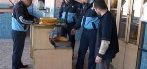 Sorgun'da zabıta ekipleri fırınları denetledi