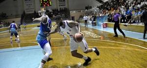 Türkiye Basketbol 1. Ligi play-off çeyrek final