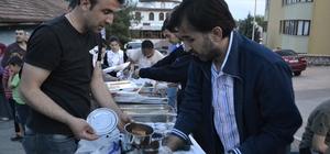 Safranbolu'da geleneksel mahalle iftarları başladı