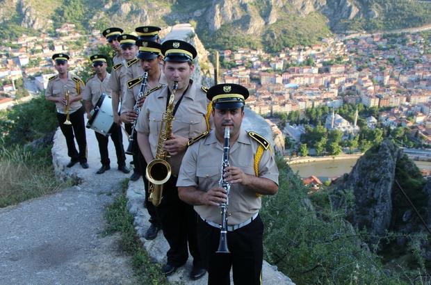 Belediye bandosundan 154 yıllık Ramazan konseri