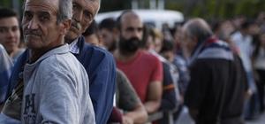 Menteşe'de iftar çadırına yoğun ilgi
