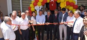 Başkan Alıcık, Malatya Kültür ve Dayanışma Derneğinin açılışına katıldı