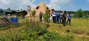 Kazdağları Bilim ve Sağlıklı Yaşam Köyü'ne ilgi artıyor