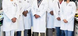Amerika'nın en iyi kanser merkezinden kabul aldı