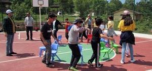 Yozgat Çözüm Koleji öğrencileri bahar şenliğinde buluştu