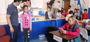 Nevşehir'de genç yetenekler keşfediliyor