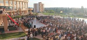 BUBYO'da mezuniyet coşkusu yaşandı