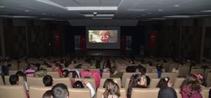Çocuklar Sinemayla Buluşuyor projesi sona erdi