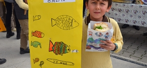 Muğla'da 'Balık Yiyorum Sağlıklı Büyüyorum' projesi tamamlandı