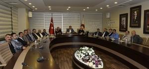 Gümüşhane Belediye Meclisi Mayıs ayı toplantıları yapıldı
