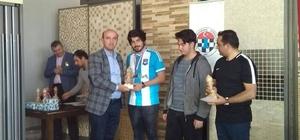 Yunusemreli sporcu Afyonkarahisar'dan dereceyle döndü